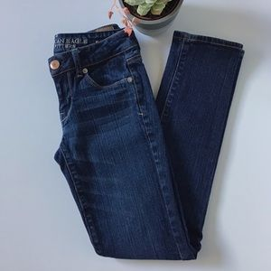 America Eagle Outfitters Skinny Stretch Jeans EUC